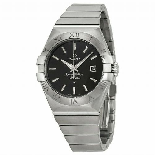 OMEGA Constellation Co-Axial 31mm Ladies Watch 123.10.31.20.01.001